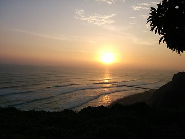 lima-sunset